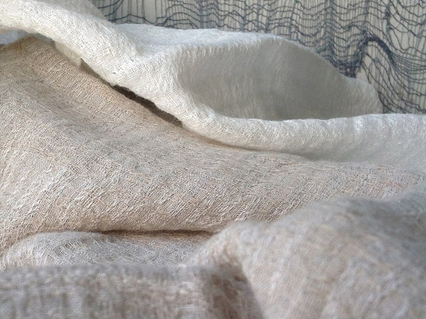 Washable linen fabric for curtains OGGETTOESOGGETTO By AGENA