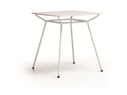 Steel table base OLA/4 | Table base by Midj