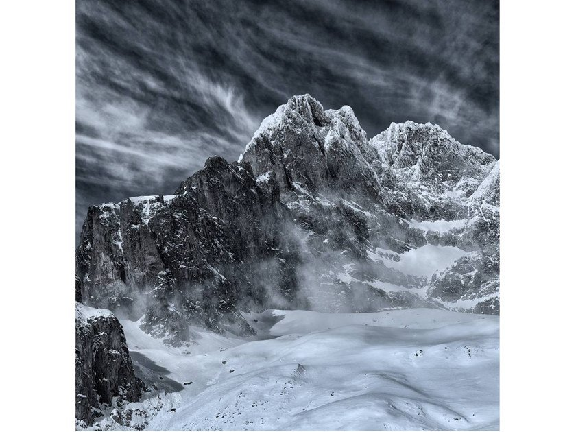 Stampa fotografica OLAN IN THE ALPS by Artphotolimited