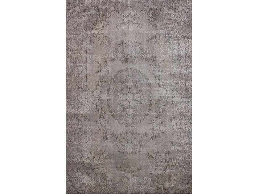 Handmade rug OLD GRAY by Sirecom Tappeti