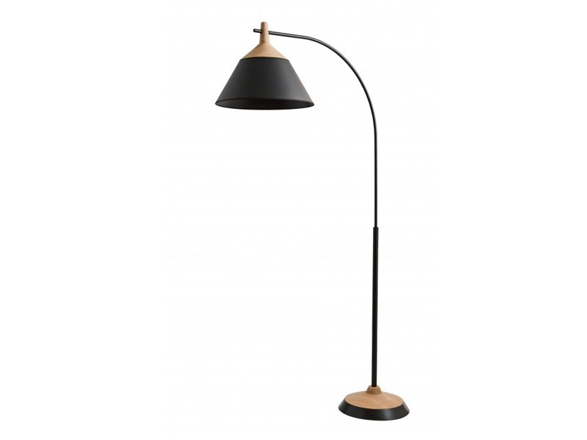 Metal floor lamp OLGO | Floor lamp by Flam & Luce