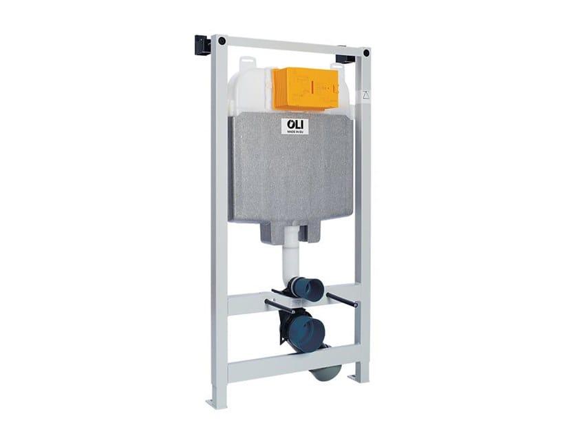 Concealed WC cistern OLI74 PLUS SANITARBLOCK AUTOPORTANTE by OLI