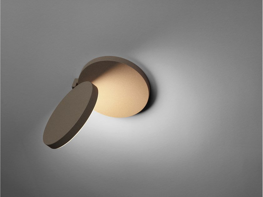 LED adjustable wall lamp OLIMPIA by Cattaneo
