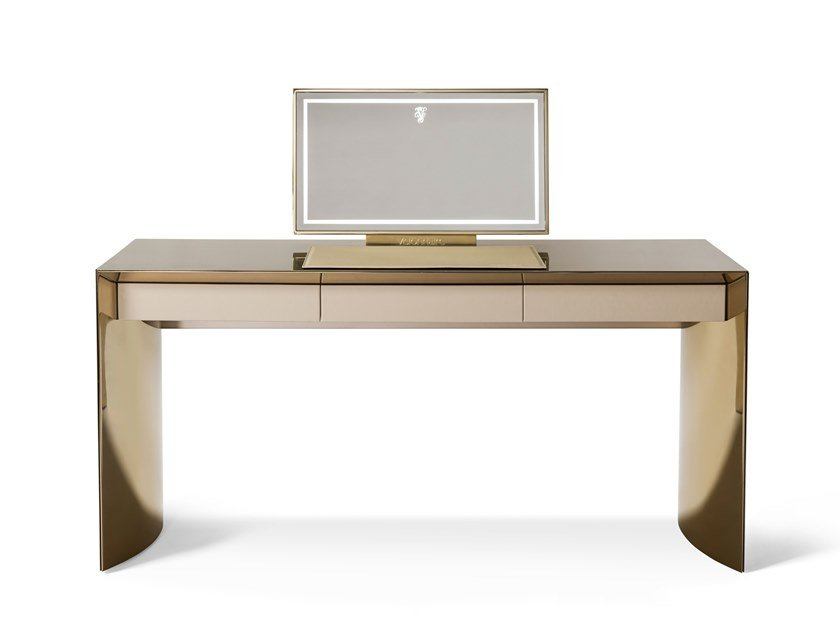 Wooden dressing table OLIMPIA by Visionnaire