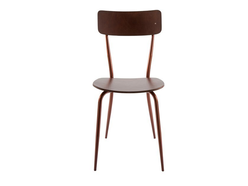 Wooden restaurant chair OLIVIA | Wooden chair by Vela Arredamenti