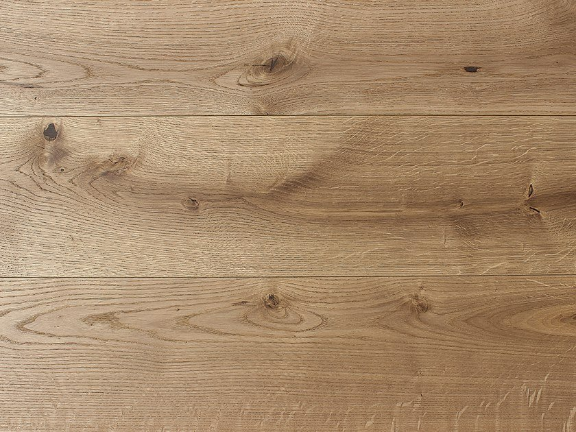 2 layers brushed oak parquet OLTREPÒ PAVESE by Lignum Venetia
