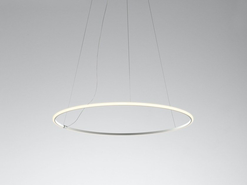 Lampada a sospensione a led olympic f collezione olympic by