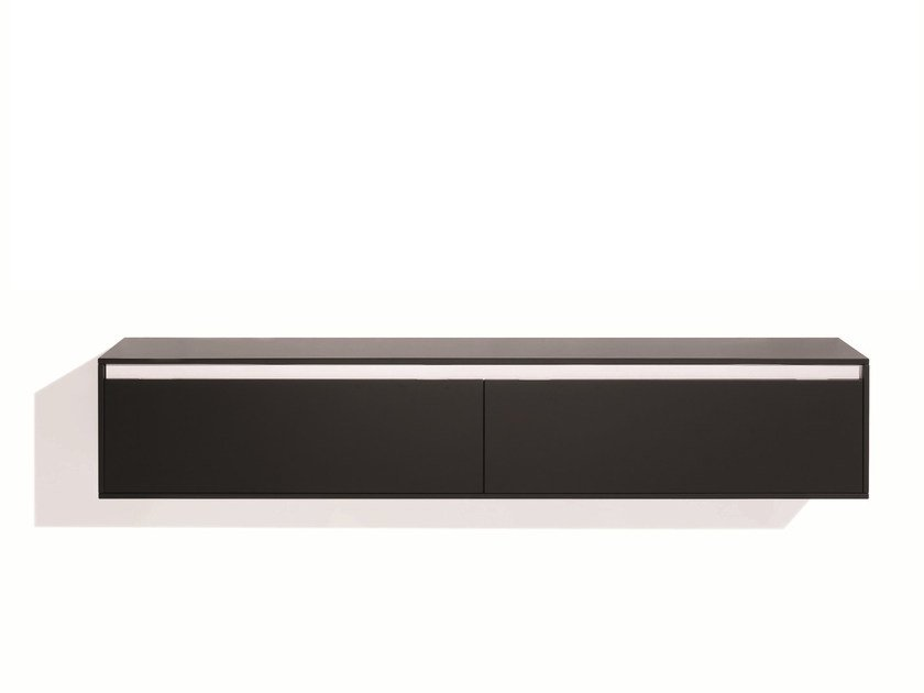 Suspended sideboard ON | Sideboard by NEWTOM by Ultom