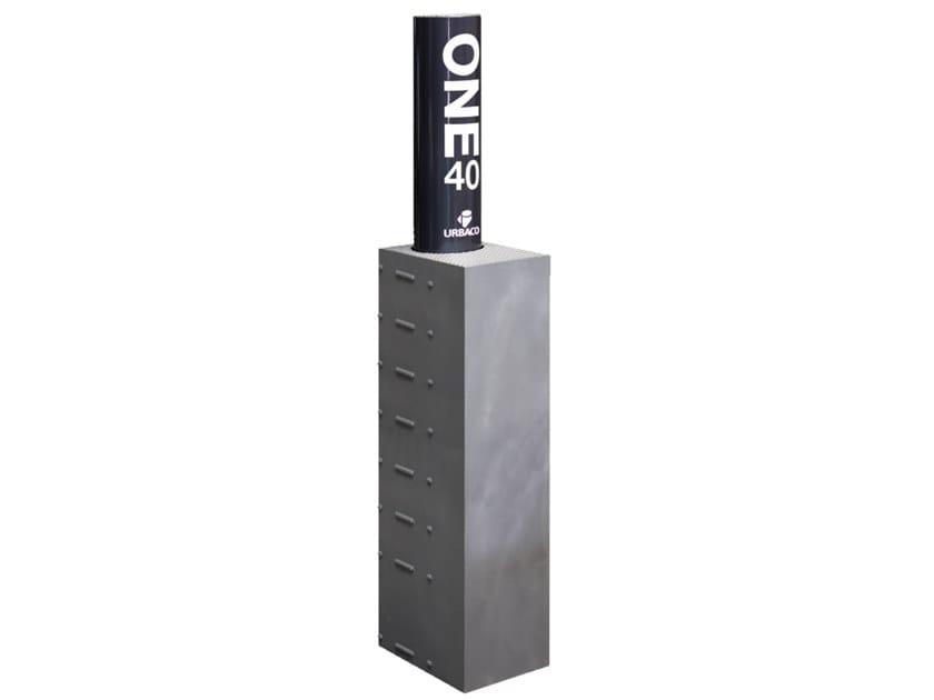 Retractable bollard post ONE EVO | Retractable bollard by CAME