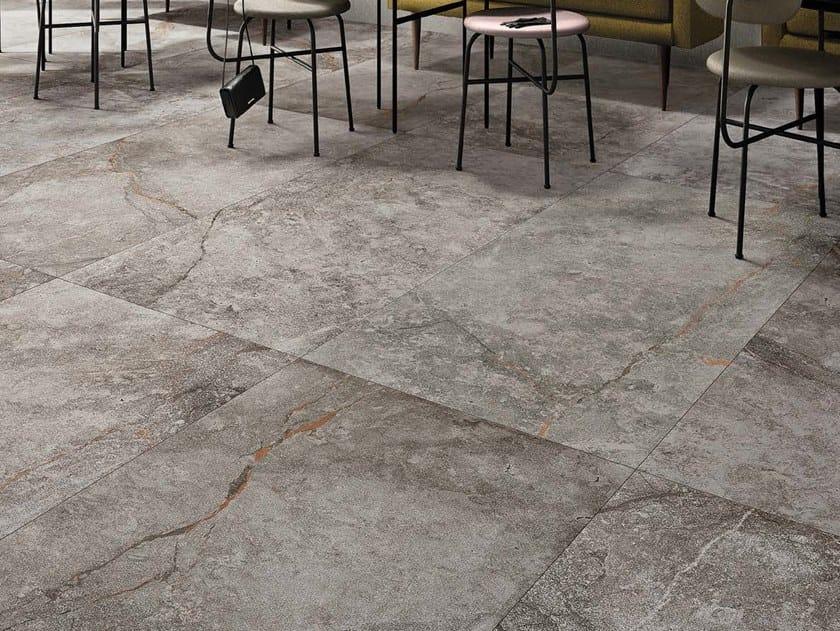 Porcelain stoneware wall/floor tiles ONE GRI BI by Ceramica d'Imola