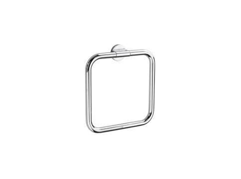 Porta asciugamani ad anello in metallo ONE | Porta asciugamani ad anello by INDA®