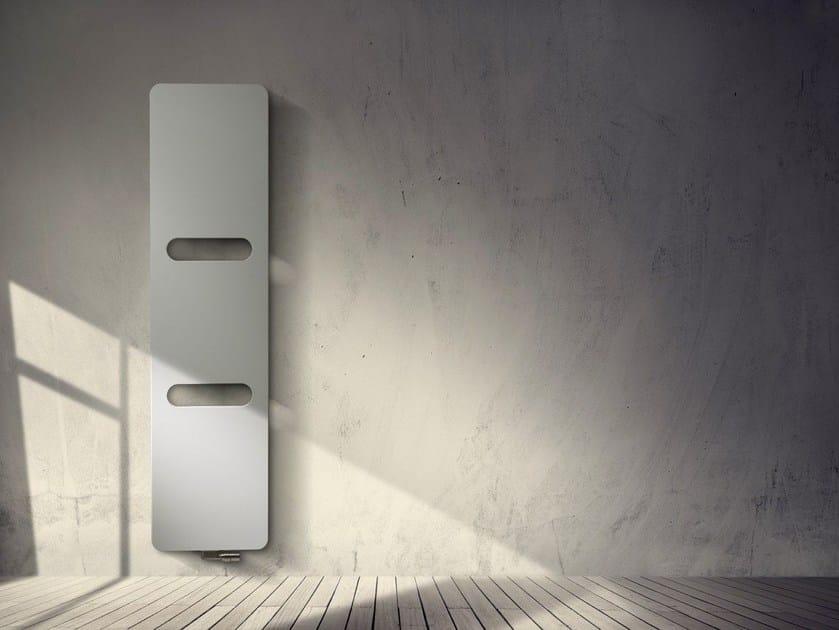Aluminium panel radiator ONI by VASCO