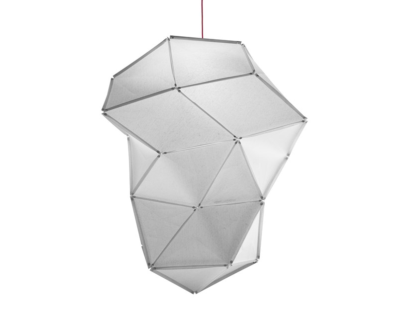 LED pendant lamp OPALE | Pendant lamp by OCTAVIO AMADO