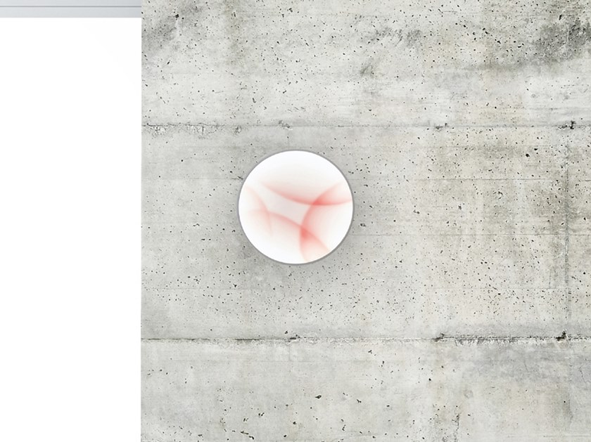 LED wall light with dimmer OPALIA | Wall light by Bottazzi Light