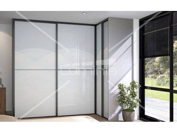 Adhesive dimming window film OPAQ-1150i by Luminis Films