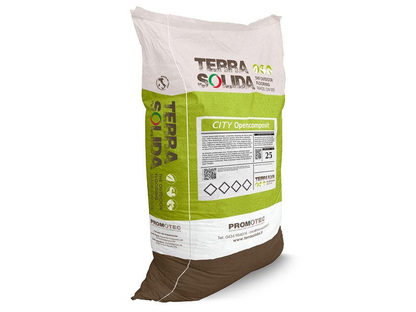 Flooring protection OPENCOMPOSIT by Terra Solida