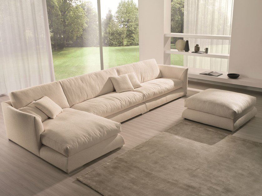 Sofa Design Srl.Open Sectional Sofa Open Collection By Cts Salotti