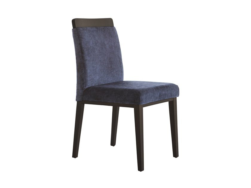 Upholstered wooden chair OPERA AIDA 49L.i6 by Palma