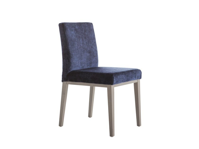 Upholstered beech chair OPERA CASTA 49G.i6 by Palma