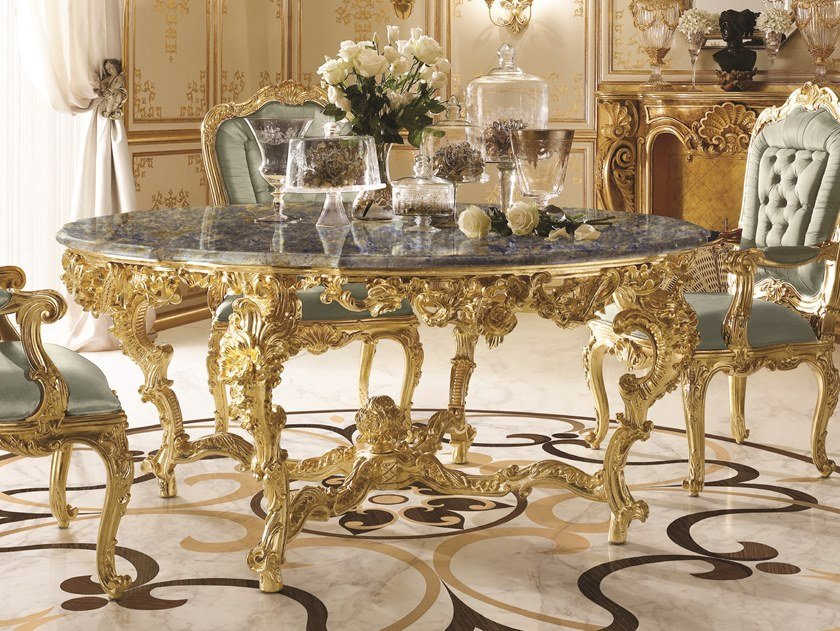 Round table OPERA | Round table by Andrea Fanfani