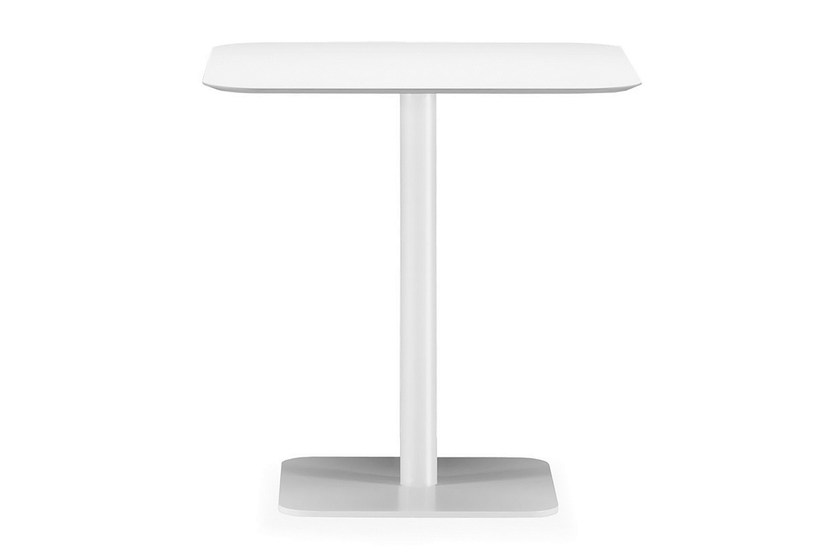 Square high side table ORACLE   Coffee table by True Design