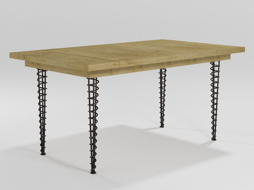 Extending dining table ORCHIDEA by Barel