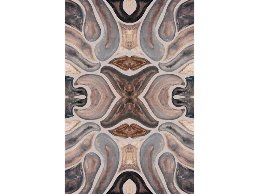 Broadloom printed carpet ORGANIQUE by Miyabi casa