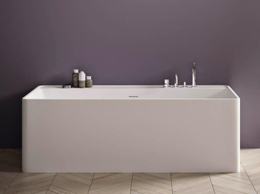BluSolid rectangular bathtub ORIENT EXPRESS by Blu Bleu