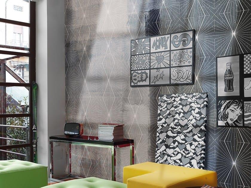 Vinyl wallpaper ORIGAMI by Adriani e Rossi edizioni