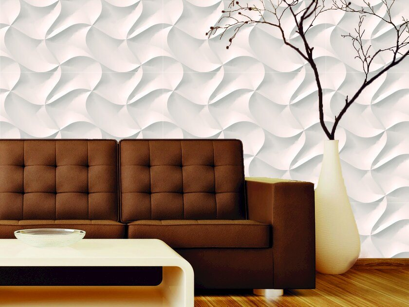 3D Wall Panel ORIGAMI WALL 3DMat&Mat Collection By Mat&Mat