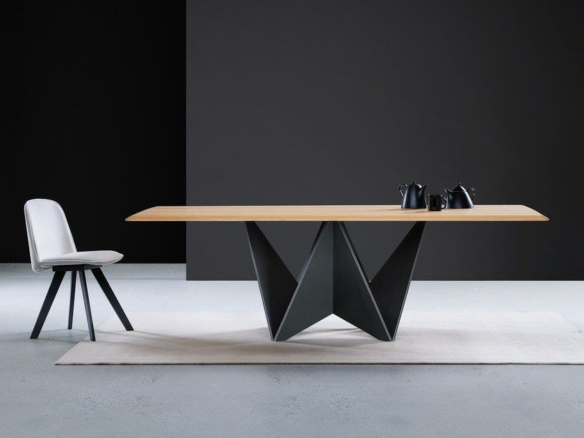 Rectangular table ORIGAMI | Rectangular table by Natisa