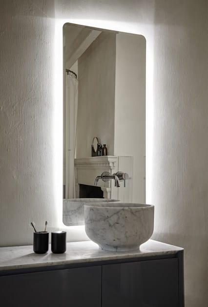 ORIGIN | Specchio con illuminazione integrata