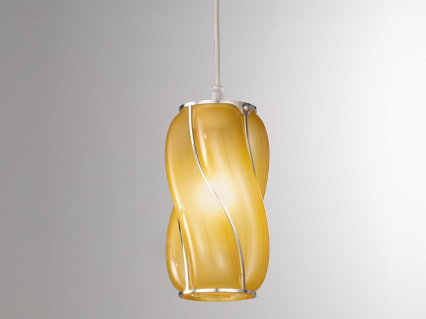 Murano glass pendant lamp ORIONE RS 385 by Siru