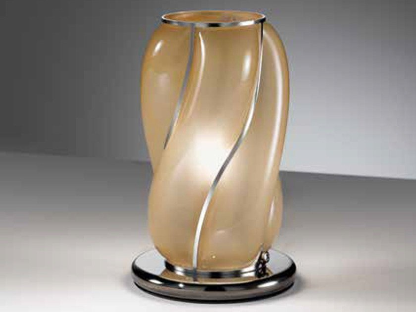 Murano glass table lamp ORIONE RT 385 by Siru