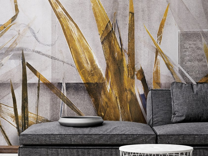 Ecological washable PVC free wallpaper ORLEANS by Wallpepper