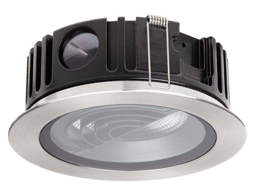Faretto per esterno a LED in alluminio da incasso ORMA_CJ by Linea Light Group