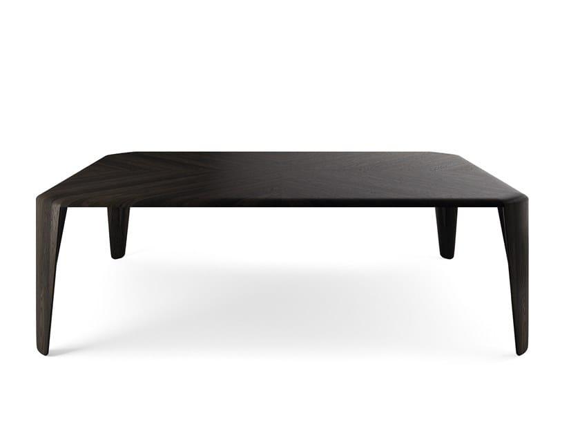 Wooden table OROSHI by Gallotti&Radice