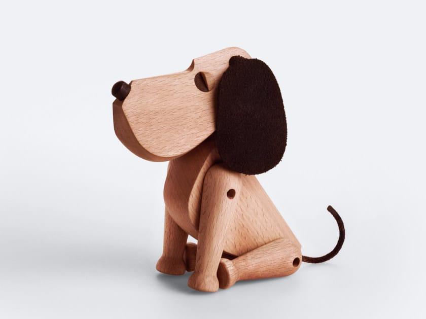 Beech decorative object / game OSCAR by Architectmade