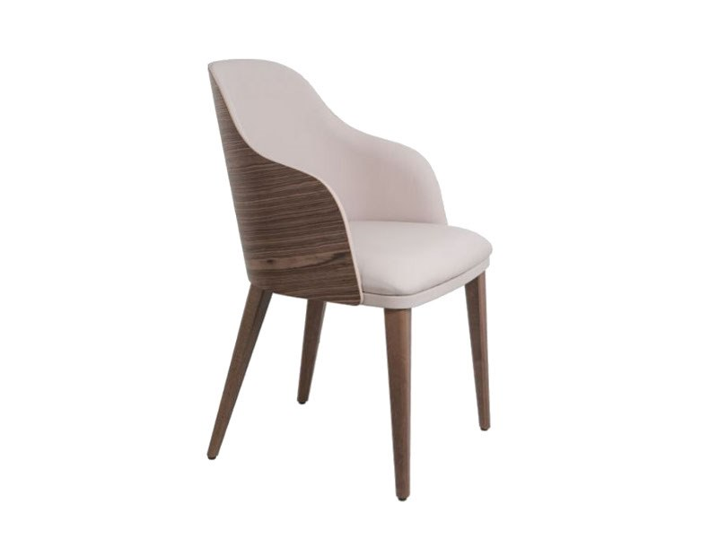 Chair with armrests OSCAR | Chair with armrests by Perrouin