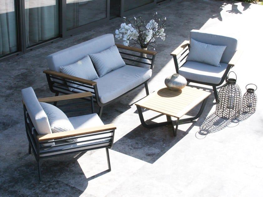 Lounge set OSLO by MOBIKA GARDEN