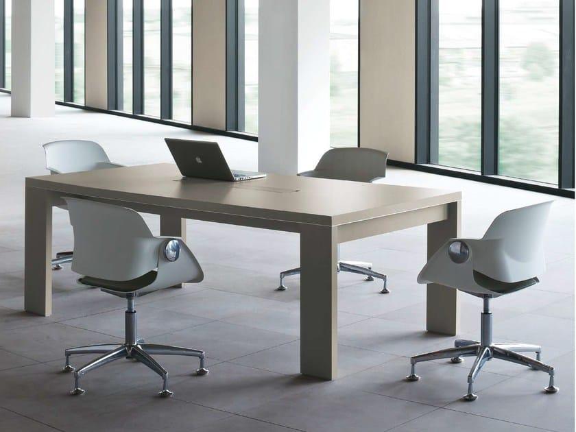 Tavolo da riunione rettangolare OSTIN   Tavolo da riunione rettangolare by BALMA