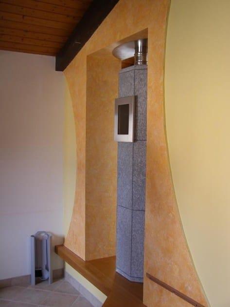 OTA3 | Stufa in pietra naturale
