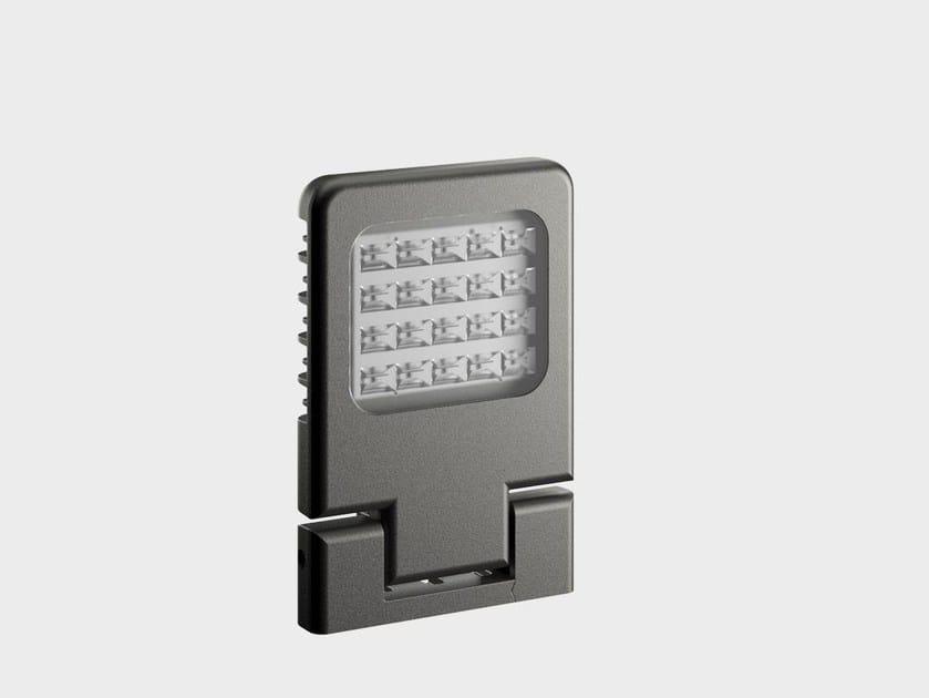 Proiettore per esterno a LED orientabile in alluminio LEVANTE PROIETTORE by Cariboni group