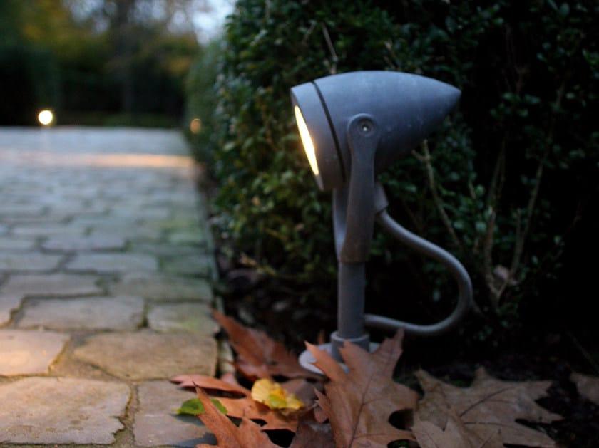Adjustable zinc Outdoor floodlight BULLET | Outdoor floodlight by ROYAL BOTANIA