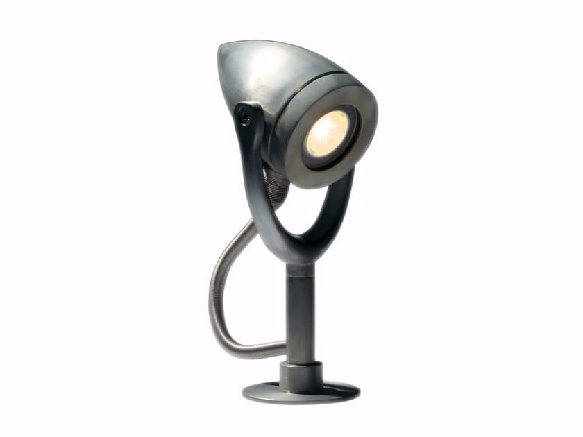 Proiettore per esterno orientabile in zinco BULLET | Proiettore per esterno by Royal Botania