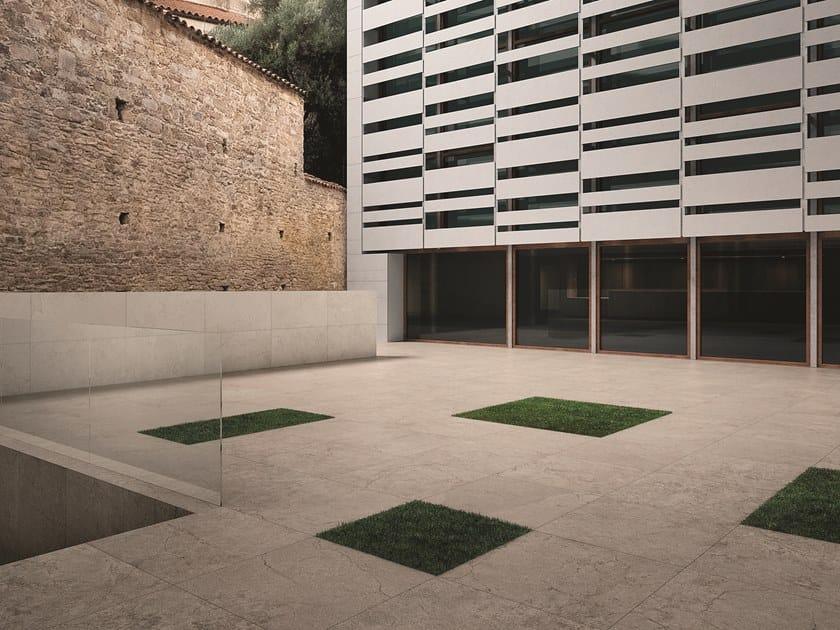 STONE CONCEPT   Pavimento per esterni effetto pietra