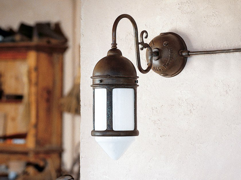 Applique per esterno a LED POSTIERLA | Applique per esterno by Aldo Bernardi