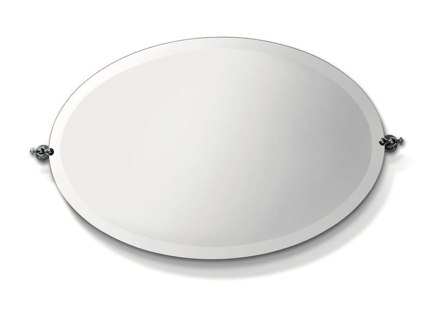 Specchio ovale a parete per bagno SHINING | Specchio ovale by BATH&BATH