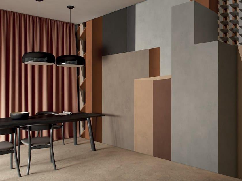 Geometric wallpaper OVATION by GLAMORA