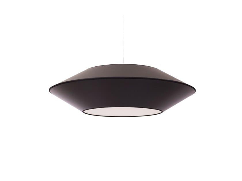 Metal pendant lamp OVNI | Pendant lamp by Flam & Luce